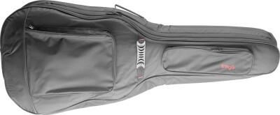 General Serie wasser-abweisende gepolsterte Nylontasche für Western / Dreadnought Akustikgitarre
