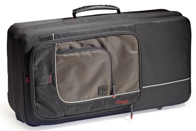 Soft case for trumpet