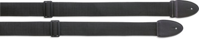 Braided nylon guitar strap - Extra Long