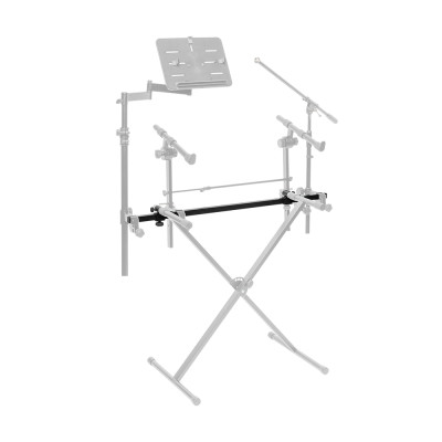 Universal crossbar for X-style stand