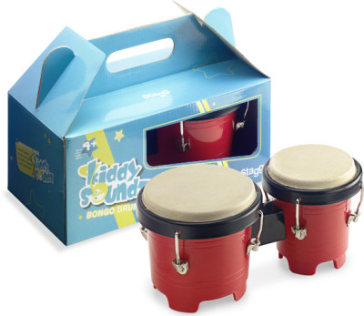 Kiddy soundz children's mini bongo