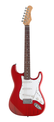 "Standard ""S"" electric guitar"