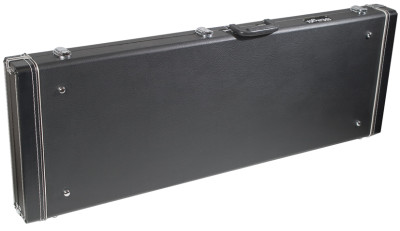 Basic series hardshell case for Heavy X or H300 electric guitar, square-shaped model