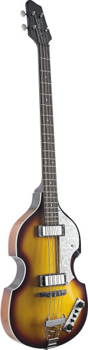 "4-String, Violin-shaped, Vintage ""B""-style, electric Bass guitar"
