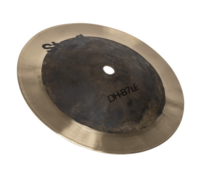 "7"" dual hammered bell, light, Exo series"