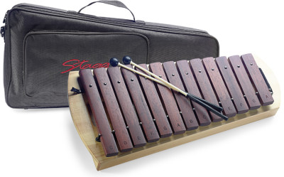 16-key xylophone - with mallets