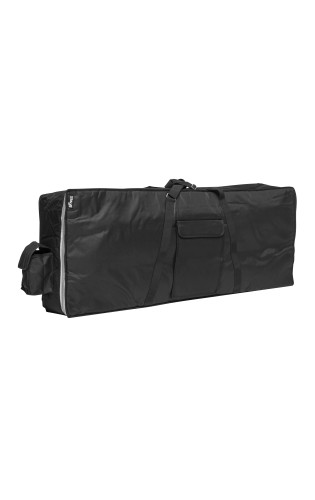 Standard black nylon bag for keyboard