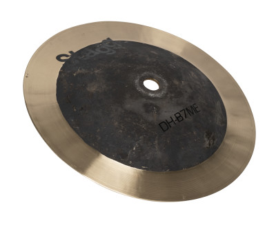 "7"" dual hammered bell, medium, Exo series"