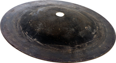 "Cymbale cloche Black Metal 7""/ 178 mm, heavy"