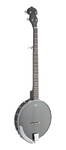5-String open back banjo