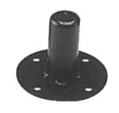 Metalen inbouwadapter voor luidspreker (vrouwtje)
