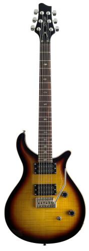 "Rock ""R"" electric guitar"