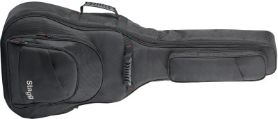 Ndura series padded ballistic nylon bag for western guitar