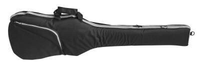 Basic Serie gepolsterte, wasserabweisende Tasche aus Terylen für E-Bassgitarre
