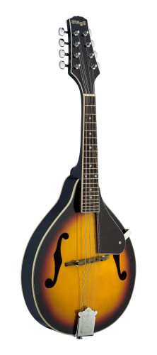 Bluegrass Mandolin with basswood top