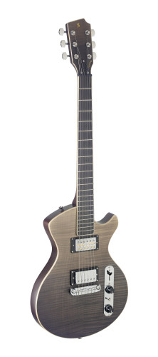Electric guitar, Silveray series, Special Deluxe model, with solid mahogany body