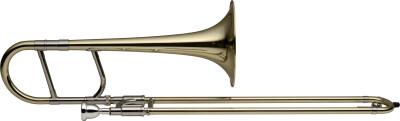 Eb Alto Trombone, Brass body material