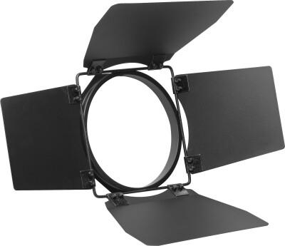 Barndoor kit for KingPAR 10 spotlight