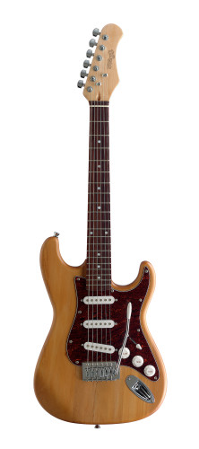 "Standard ""S"" electric guitar 3/4 model"