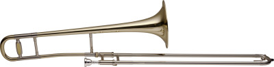Professional Bb Tenor Trombone, S-bore, Nickel silver slide
