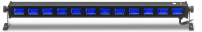 UV LED bar 12 x 3-watt, 75 cm
