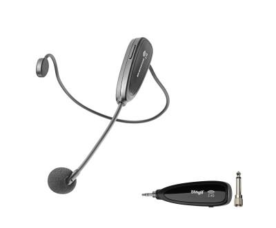 Micro-casque sans fil de 2,4 GHz