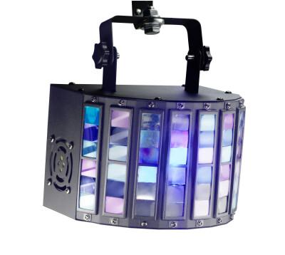 LightTheme™ compatible Derby effect with 6 x 2-watt LED