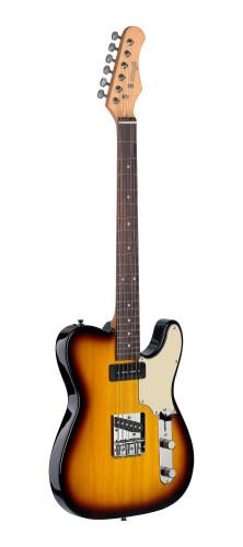 """Guitare électrique Vintage série """"T"""" - custom"""