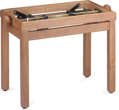 Matt, Klavierbank, Farbe Ahorn, ohne Sitzfläche