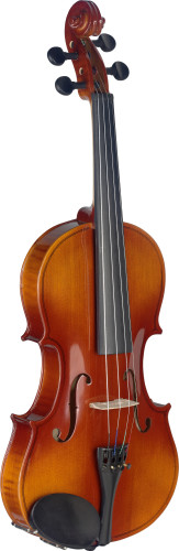 4/4 solid maple violin with soft case