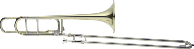 Professional Bb/F Tenor Trombone, open wrap, L-bore