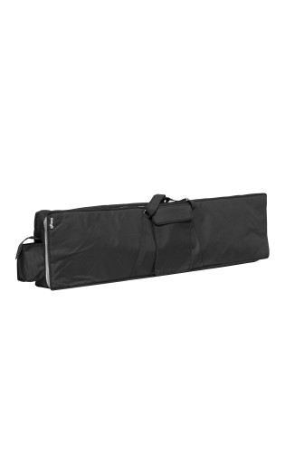 Standard black nylon keyboard bag