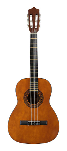 3/4 classical guitar with basswood top
