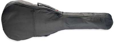 Basic series padded nylon bag for 3/4 classical guitar
