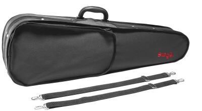 Leichtes Softcase in Violinen-Form für 4/4 Violine
