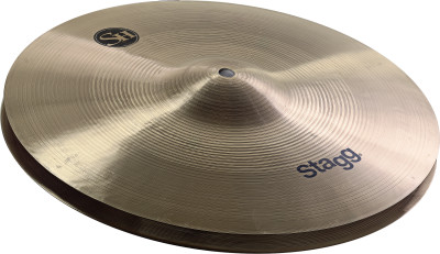 "13"" SH Rock Medium Hihat - Paar"