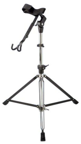 Adjustable djembe stand