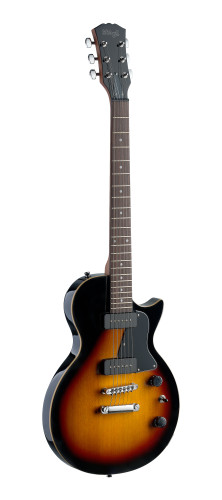 """Rock """"L"""" Series, P90 electric guitar with solid alder body"""