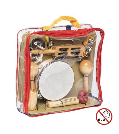 Kids Tune small percussions set for children