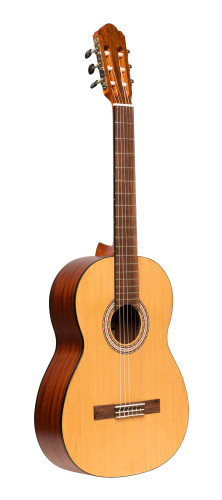 SCL70 classical guitar with spruce top, natural colour