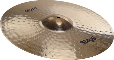 "17"" Myra Heavy Rock Crash"