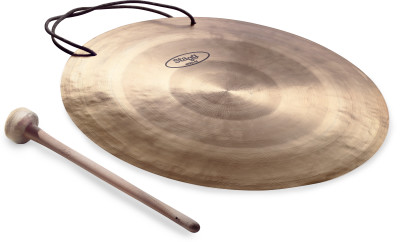 "14"" Wind Gong with beater"