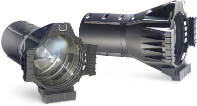 19-graden lens voor zwarte SLP200D podiumspot